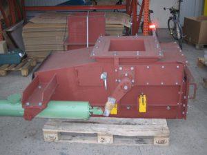 Bunkerklappe