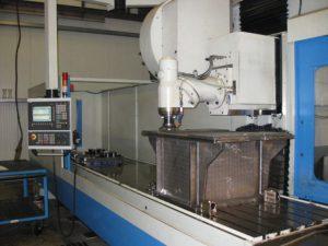 Wagner milling machine