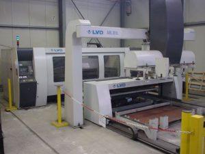 LVD laser machine