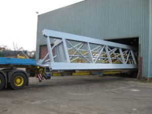 Work platform loading