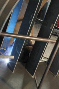 Schmitt Stahlbau work process